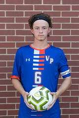 2019 VPHS Soccer   Senior   #6 Ryan Blankley (bspawr) Tags: valleypark ball bspawr athletes uniform bspawrphotography 2019 seniors classof2020 highschool mo vphs fall soccer sports
