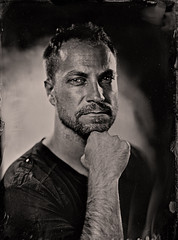 Julien (guillaume264) Tags: rodagon rodenstock 300mm f56 collodion wetplate tintype ferrotype ambrotype chambre 13x18 poeboy