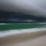 thunderstorm, gulf of mexico, santa rosa island, pensacola beach, escambia county, florida