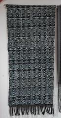Tlaxcala Rebozo Shawl Mexico Weavings (Teyacapan) Tags: tlaxcala textiles weavings shawl rebozos mexican museum tejidos
