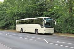 10921 20190910 Roffey {Starline}, Wateringbury ST09 SOU (CWG43) Tags: bus uk volvo b12b plaxton southern roffey starline johnson nightingale st09sou