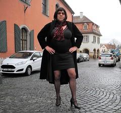 180201_46 (mathildecross) Tags: crossdress crossdressing crossdresser cd corsett outdoor bamberg transvestit tgurl