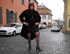 180201_45 (mathildecross) Tags: crossdress crossdressing crossdresser cd corsett outdoor bamberg transvestit tgurl