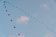 EXPERIENCE-104633-rohofoto (foundersentertainment) Tags: sunday gb19 balloons sky day blue balloonchain