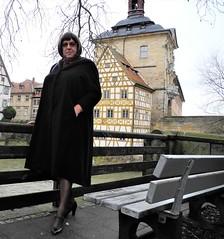 180201_44 (mathildecross) Tags: crossdress crossdressing crossdresser cd corsett outdoor bamberg transvestit tgurl