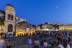 Monastiraki Square Athens 060919 N63A0636-a (Tony.Woof) Tags: monastiraki square athens