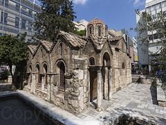 Panaghia Kapnikarea Athens 080919 N63A1512-a (Tony.Woof) Tags: panaghia kapnikarea athens