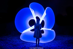 La fée bleu (Loïc Paquier Photographie) Tags: insta instasunsetmilkyway instasunsetetmilkyway lajonchère lightpainting lisa modele rassemblement saintlégerlamontagne hautevienne france sony sonya7r3