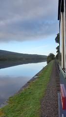 Driver's View (MylesBeevor) Tags: llanberis lake railway steam llyn padarn wales welsh cymru llr railways train trains uk loco locomotive dinorwic snowdonia snowdon