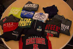Transfer Student Clothing Swap for RCNJ Swag (ramapocollege) Tags: 2019 fall students event transfer