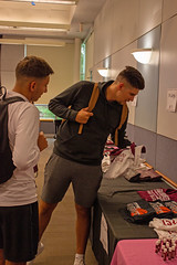 Transfer Student Clothing Swap-5 (ramapocollege) Tags: 2019 fall students event transfer