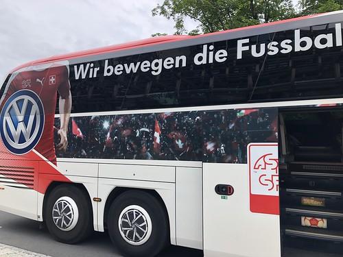 Great Journey Through Europe, June 2019