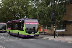 Ipswich Buses 95 (Ash Hammond) Tags: trentbarton ipswichbuses optaretemposr 331 95 yj12gwm