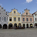 Telč, Moravia, Czech Republic