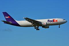 N749FD (FedEx) (Steelhead 2010) Tags: fedex federalexpress airbus a300 a300600f cargo freighter yow nreg n749fd