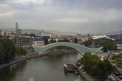 DSC00826-2 (herrenhaus) Tags: friedensbrücke georgien tiflis city architecture stadt tiblisi