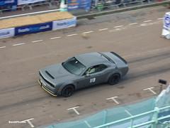 Tom Harris - Dodge Challenger SRT Demon (BenGPhotos) Tags: 2019 brighton speed trials race racing sports motorsport sport car tom harris dodge challenger srt demon muscle vx18hlo