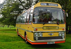 CDK172L (PD3.) Tags: rvpt ribble vehicle preservation trust bus buses lytham hall st annes lancashire classic blackpool aec reliance yelloway plaxton cdk 172k cdk172k