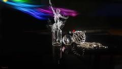 #SmokeAndLight - 7394 (✵ΨᗩSᗰIᘉᗴ HᗴᘉS✵89 000 000 THXS) Tags: smokeandlight 本次 flickrfriday 主題 烟雾和光 smoke photoshop manipulation friday flickerfriday belgium europa aaa namuroise look photo friends be yasminehens interest eu fr party greatphotographers lanamuroise flickering