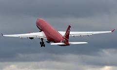 Air Greenland OY-GRN, OSL ENGM Gardermoen (Inger Bjørndal Foss) Tags: oygrn airgreenland airbus a330 osl engm gardermoen