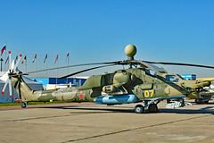 "Mil Mi-28UB Havoc RF-13659/""07 Yellow"" (Nils Mosberg) Tags: zhukovsky maks2019 milmi28havoc rf13659"