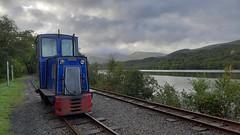 Penllyn (MylesBeevor) Tags: llanberis lake railway steam llyn padarn wales welsh cymru llr railways train trains uk loco locomotive dinorwic snowdonia snowdon topsy ruston diesel