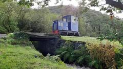 Afon Wen (MylesBeevor) Tags: llanberis lake railway steam llyn padarn wales welsh cymru llr railways train trains uk loco locomotive dinorwic snowdonia snowdon topsy ruston diesel