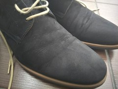 Friday the 13th 8 (Adam11051983) Tags: black derby dress feet foot footwear lace leather men mens nubuck shoe shoes sock socks