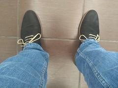 Friday the 13th 1 (Adam11051983) Tags: black derby dress feet foot footwear lace leather men mens nubuck shoe shoes sock socks