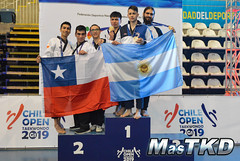 Día 1 Chile Open G1 2019