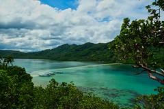 Snake Island (3MY MAIK3) Tags: travel island philippines snakeisland sea green blue tree place