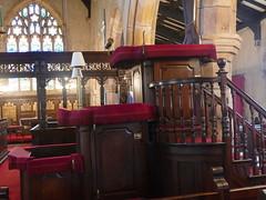 Church - St Andrew, Slaidburn 190822 [pulpit] 1 (maljoe) Tags: church churches standrews slaidburn standrewchurchslaidburn 1000bestchurches