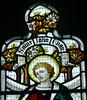 Church - St Andrew, Slaidburn 190822 [Hirst Memorial Window b] (maljoe) Tags: church churches stainedglasswindow stainedglasswindows stainedglass slaidburn standrewchurchslaidburn 1000bestchurches