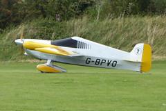 G-BPVO / 2 Cassutt Racer IIIM cn DG1 Sywell 01Sep19 (kerrydavidtaylor) Tags: orm egbk sywellaerodrome northamptonshire