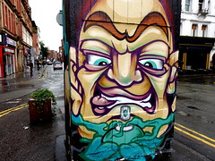 Manchester Urban Art (Tony Worrall) Tags: treet urban streetart paint painted wall show urbanart daub made graffiti mural art artist arty colourful gmr manchester manc city northwest welovethenorth nw north update place location uk england visit area attraction open stream tour country item greatbritain britain english british gb capture buy stock sell sale outside outdoors caught photo shoot shot picture captured ilobsterit instragram manchesterstreetart