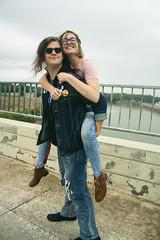 Hannah & karen (Rhiannon Bayer) Tags: relationship dating romance love