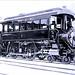 Erie RR Steam track inspection locomotive No. 1  -ca1860