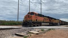 BNSF 6194 (Christian Schnake) Tags: bnsf brookline mo john twitty energy center coal train