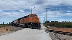 BNSF 5892 (Christian Schnake) Tags: bnsf brookline mo john twitty energy center coal train