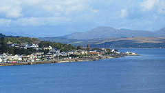 Views from Castle Hill (Dunoon) today.... (Hugh Spicer / UIsdean Spicer) Tags: dunoon scotland firthofclyde argyllandbute