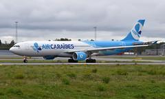 Air Caraïbes Atlantique F-HPUJ, OSL ENGM Gardermoen (Inger Bjørndal Foss) Tags: fhpuj aircaraïbesatlantique aircaraïbes airbus a330 osl engm gardermoen