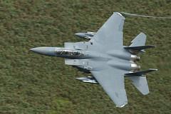 F15 (Thomas Winstone) Tags: pennstate wales unitedkingdom canonuk canon 300mm28mk2 canon1dxmark2 thomaswinstonephotography plane jet military lowfly lfa7 usaf f15 lowflyarea7 aircraft
