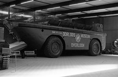 Santa Fe event - 2019 (Ronald_H) Tags: santa fe event jch black white film 400 streetpan 2019 wwii military vehicle barc