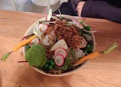 IMG_20190907_173811 (Benny Hünersen) Tags: københavn copenhagen kopenhagen 2019 september food essen mad dish meal simple raw simpleraw restaurant salat salad sommersalat
