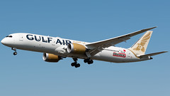 Gulf Air Boeing 787-9 A9C-FC (StephenG88) Tags: londonheathrowairport heathrow lhr egll 27r 27l 9r 9l boeing airbus august25th2019 25819 myrtleavenue renaissanceheathrow gulfair gf gfa 787 789 7879 dreamliner a9cfc