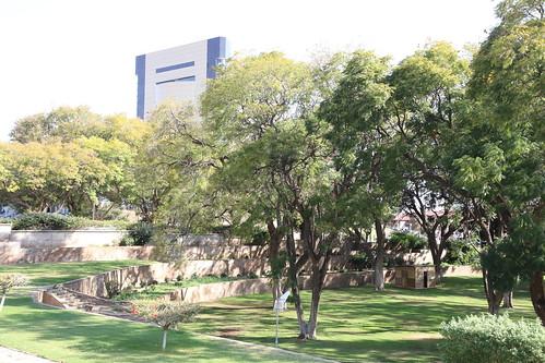 Parliament garden, Windhoek