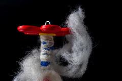 Sep 13 - Olé (hajeka) Tags: 201909 pad spindle wool