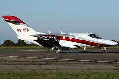 n77va hdjt egkb (Terry Wade Aviation Photography) Tags: hdjt egkb