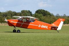 G-BMHL Wittman W10 Tailwind cn PFA 031-10503 Sywell 01Sep19 (kerrydavidtaylor) Tags: orm egbk sywellaerodrome northamptonshire