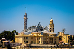 6024 (obyda) Tags: building abstract architecture art color canon cairo egypt blue